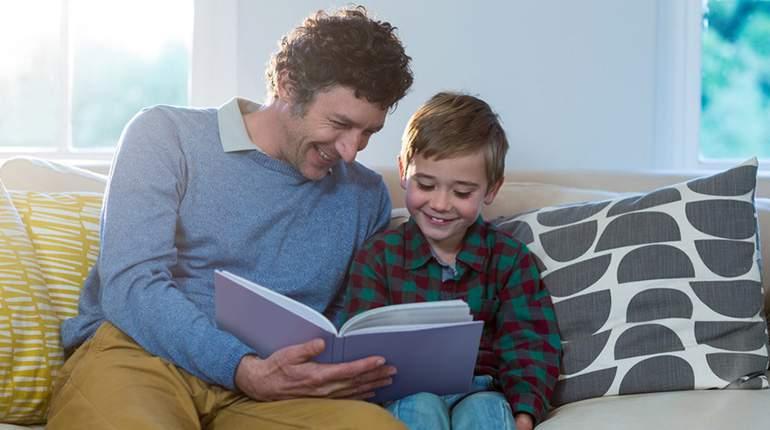 Comment donner à un enfant le goût de lire ?