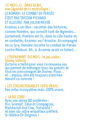 Sommaire n°177 - septembre 2013