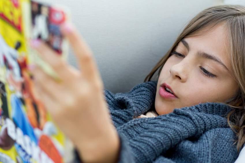 Que faire si mon enfant n'aime pas les romans ?