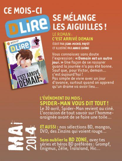 Sommaire n°185 - Mai 2014