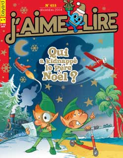 n°455 - Qui a kidnappé le Père Noël ?