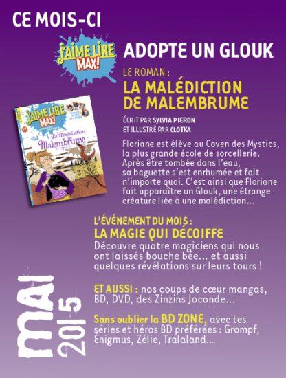 Sommaire n°197 - mai 2015