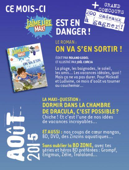 Sommaire n°200 - août 2015