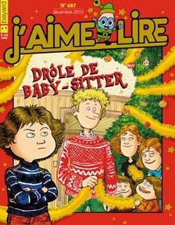 n°467 - Drôle de baby-sitter