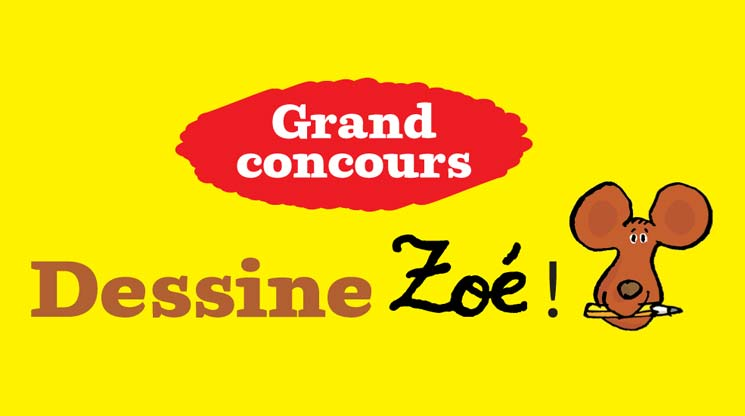 Grand concours - Dessine Zoé