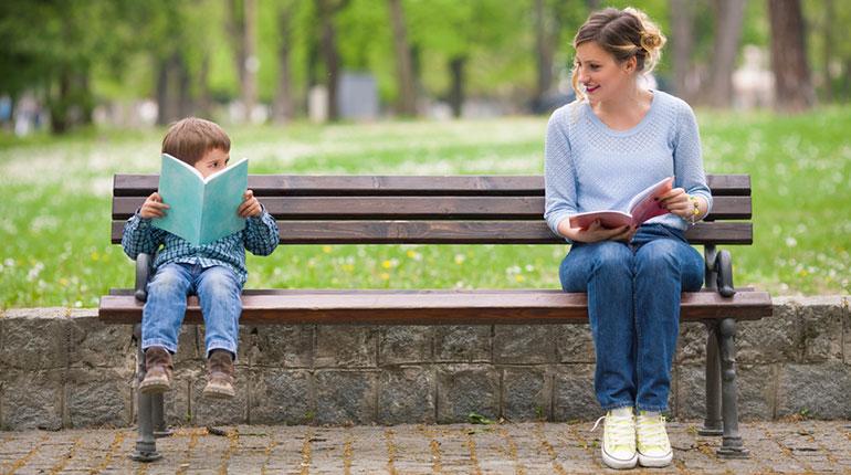 En tant que parent, comment lui donner le goût de lire ?