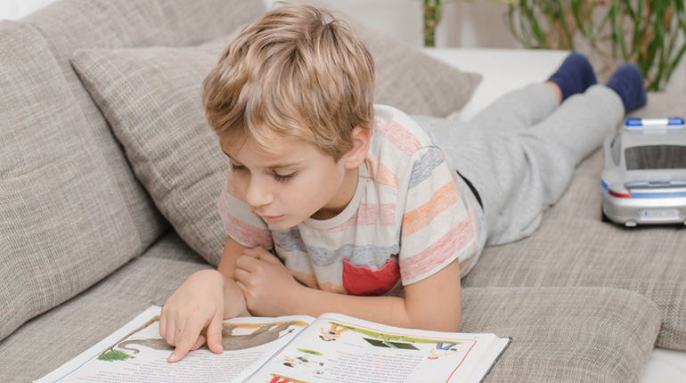 La lecture, le plaisir d'abord !