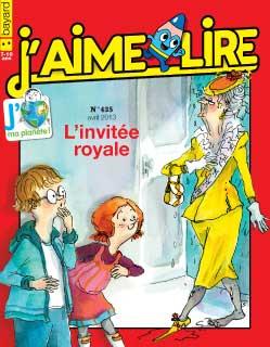 n°435 - L'invitée royale