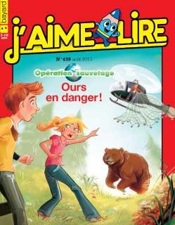n°439 - Ours en danger !
