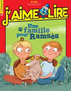n°440 - Une famille pour Ramsès