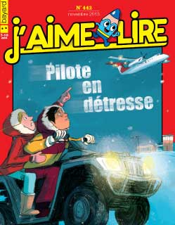 n°442 - Pilote en détresse