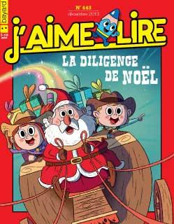 n°443 - La diligence de Noël