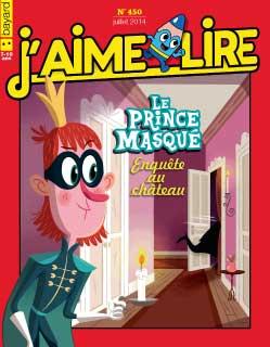 Le Prince Masqué, Enquête au château