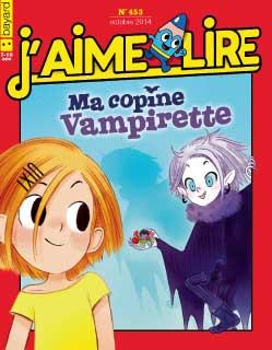 n°453 - Ma copine Vampirette