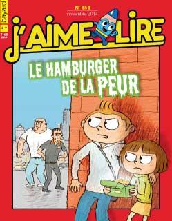 n°454 - Le hamburger de la peur