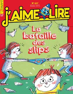 n°457 - La bataille des slips