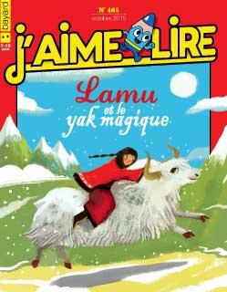 n°465 - Lamu et le yak magique