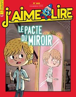 n°466 - Le pacte du miroir