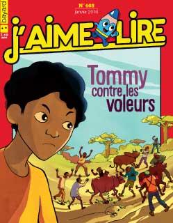 n°468 - Tommy contre les voleurs