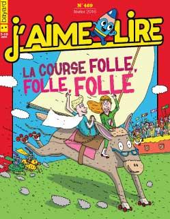 n°469 - La course folle, folle, folle