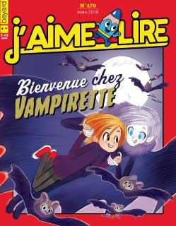 n°470 - Bienvenue chez Vampirette