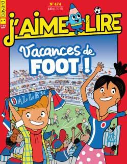 n°474 - Vacances de FOOT !
