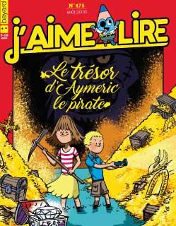 n°475 - Le trésor d'Aymeric le pirate