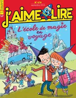n°476 - L'école de magie en voyage