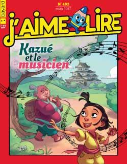 n°482 - Kazué et le musicien