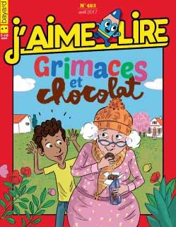 n°483 - Grimaces et chocolat
