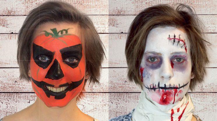 Halloween : deux tutos pour se maquiller