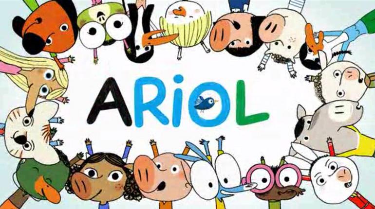 Ariol, le générique