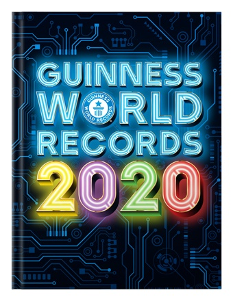 Tente de gagner un Guinness World Records 2020