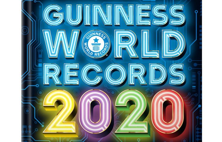 Concours Guinness World Records du n°252