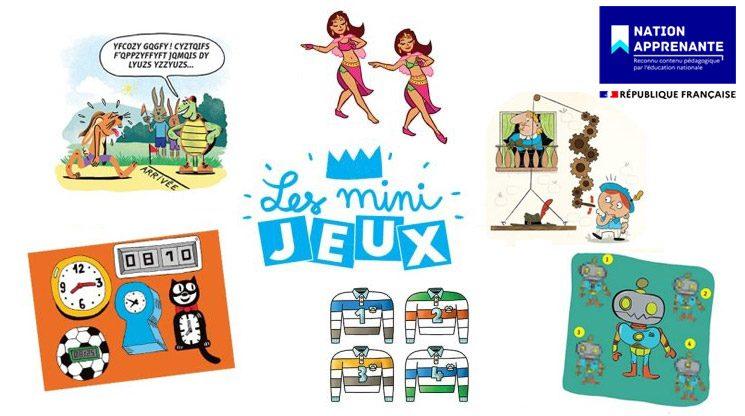 100 jeux J'aime lire Max 9-13 ans - label Nation Apprenante