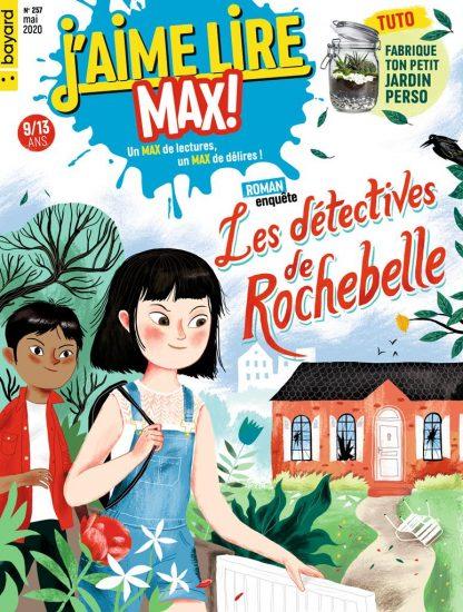 Couverture J'aime Lire Max mai 2020