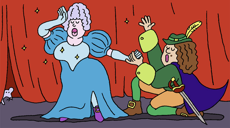 """""""En avant la musique !"""", jeux pour les 6-7 ans. Illustration : Émilie Clarke. Solution du jeu des 7 différences"""